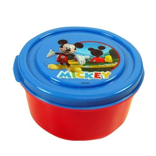 Mickey Snack N Store Food Storage Container - 1
