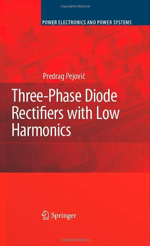 Three-Phase Diode Rectifiers with Low Harmonics: Current Injection Methods