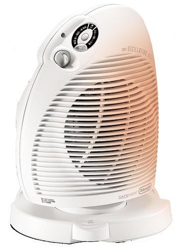 Buy DeLonghi DFH550R Remote Control SafeHeat Motorized Oscillation Fan HeaterB0000DK350 Filter