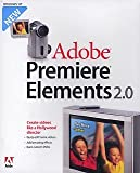 Adobe Premiere Elements - ( v. 2.0 ) - complete package - 1 user - CD - Win - English
