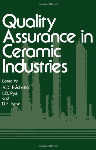 Quality Assurance In Ceramic Industries