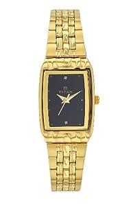 Titan Women's 2441YM03 Raga Inspired Gold Tone Watch