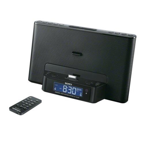 Sony ICF-DS15IP Black Radio sveglie