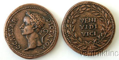 (DD Z 28) Medal of Julius Caesar COPY