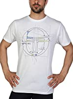 Sergio Tacchini Camiseta Manga Corta (Blanco)