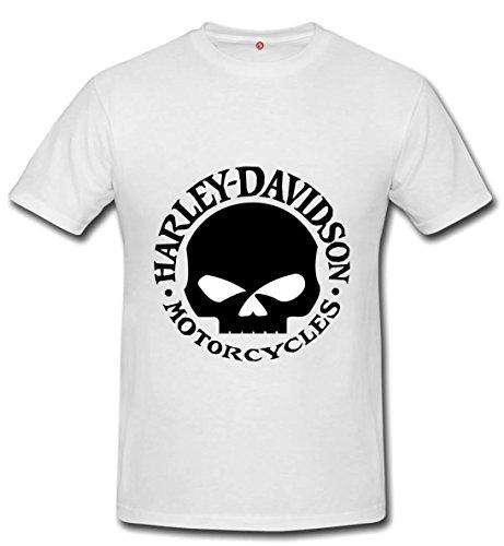 t-shirt HARLEY DAVIDSON MOTORCYCLES maglietta unisex