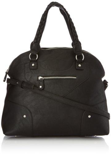 PIECES Lonya Bag, Borsa a mano donna negro - black (Black) Taille Unique