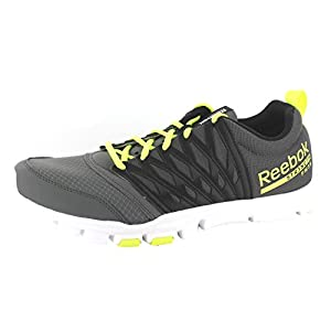 Reebok YOURFLEX TRAIN RS 5 M40959 Unisex-adult Sports Shoe, Grey 10 UK