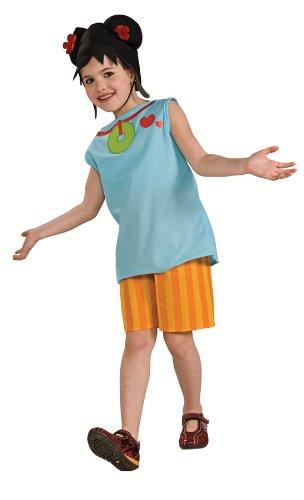 Rubies Ni Hao Deluxe Child Costume, Kai-Lan, Small