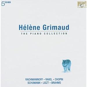 エリーヌ・グリモー 名演集(5枚組)/Helene Grimaud: The Piano Collection