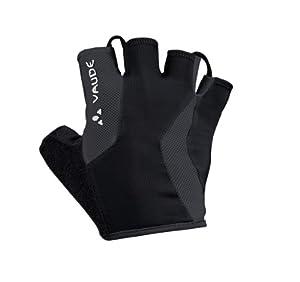 Vaude Advanced Gants Homme Noir FR : S (Taille Fabricant : 7)