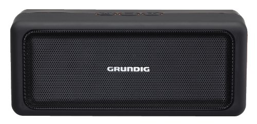 Grundig GBS 120 Sistema Audio, Bluetooth Speaker, Nero/Antracite