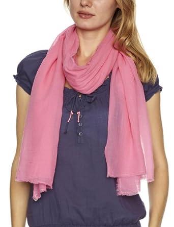 ESPRIT Damen Schal, F15240, Gr. one size, Pink (Neon Pink 651)
