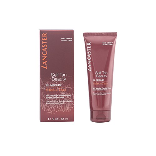 Lancaster Self Tan Beauty Face and Body Comfort Cream 02 Medium 125ml
