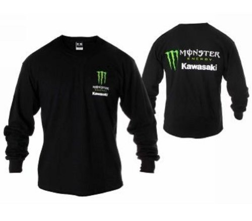 kawasaki store online kawasaki monster energy long. Black Bedroom Furniture Sets. Home Design Ideas