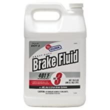 Gunk M4434 DOT 3 Heavy Duty Brake Fluid - 1 Gallon
