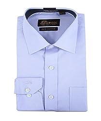La MODE Sky Blue Formal Shirt(LA01423_B58423-36)