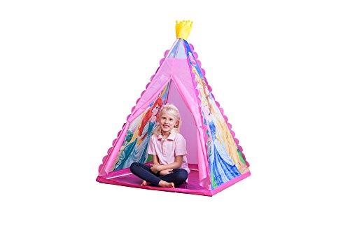 john-73107-tenda-da-gioco-per-bambine-castello-della-principessa