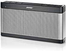 Comprar Bose SoundLink Bluetooth III -  Altavoz inalámbrico (14 horas de autonomía, conexión Bluetooth), gris