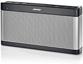 Bose® Diffusore SoundLink® Bluetooth® Serie III - Grigio