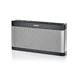 Bose ® SoundLink Bluetooth Speaker III