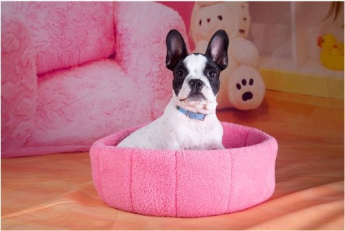 Round Dog Bed Covers 3929 front
