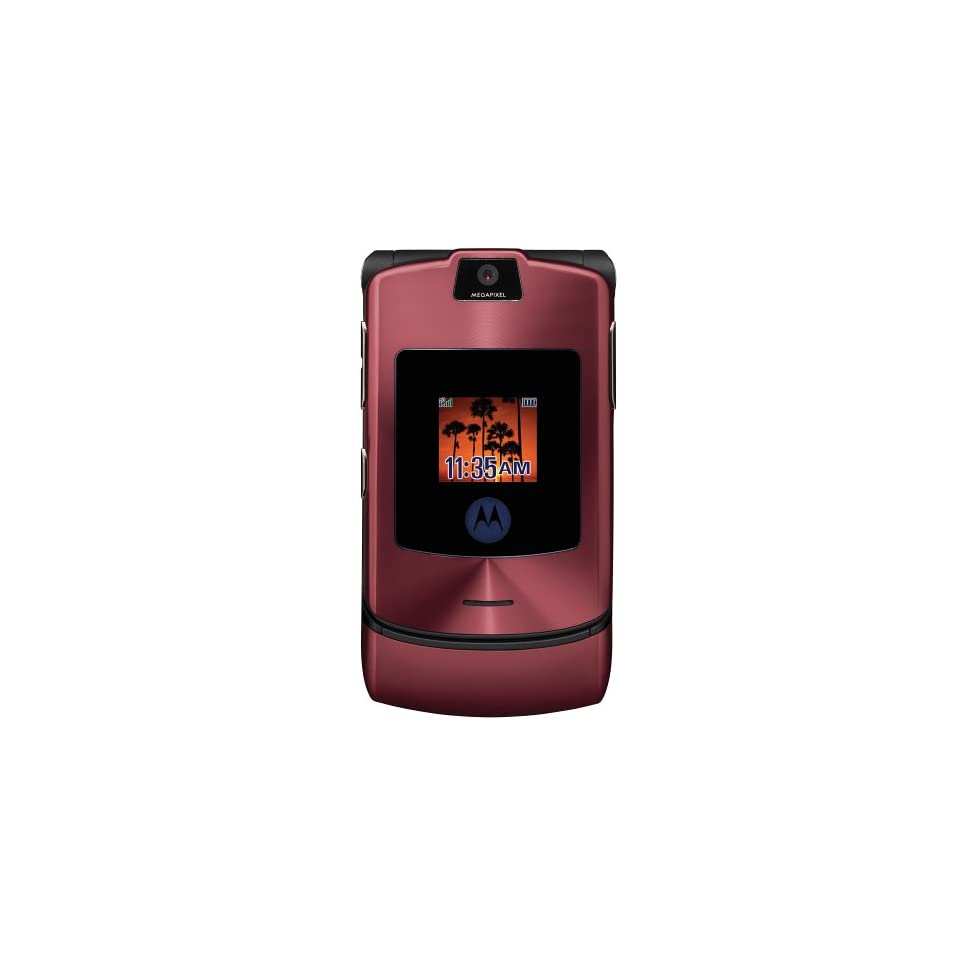 Motorola RAZR V3i Unlocked Phone with Camera, /Video