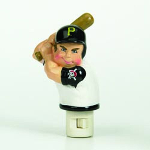 Pittsburgh Pirates Mlb Team Player Night Light (Plugs Into Electrical Outlet) front-909364