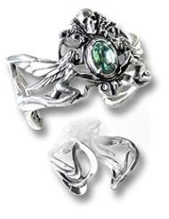 Alchemy Gothic La Fleur de Baudelaire Bracelet