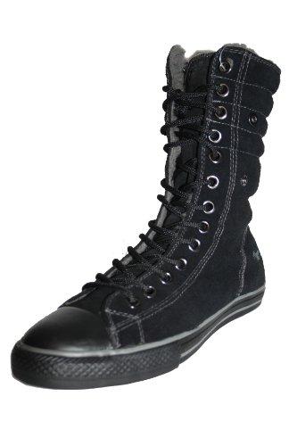 Boras Winter Schuhe Kinder & Erwachsene, black/graphite Gr. 39