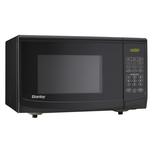 Danby 0.7 Cu. Ft. 700W Countertop Microwave Oven - Black