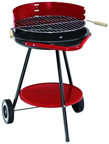 Blinky 78780-10 Rondy-48 Barbecue con Ruote, Diametro 48 cm