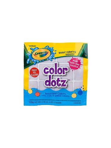 Color Splash Fizzy Tablets For Splash Time Learn Colors front-913155