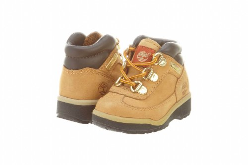 Timberland Field Boot A/O Lthar Style# 15890-Wht Toddlers Size: 4.5 C Us front-1007505