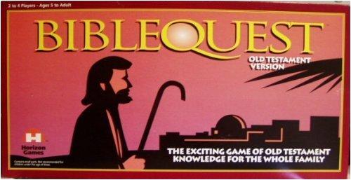 BibleQuest : Old Testament Version - 1