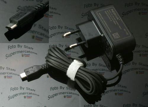 Nokia AC-10E Caricabatterie da casa 220volt ORIGINALE