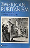 img - for American Puritanism: Faith and Practice book / textbook / text book