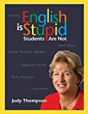 English is Stupid (0981205801) by Thompson, Judy