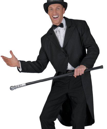 Clown tailcoat adult costume