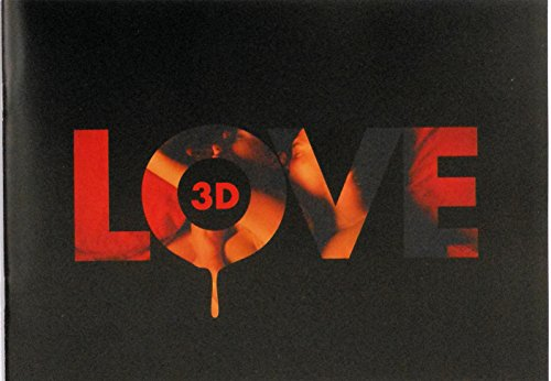 【映画パンフレット】 LOVE 3D 監督 ギャスパー・ノエ キャスト カール・グルスマン, アオミ・ムヨック, クララ・クリスティン