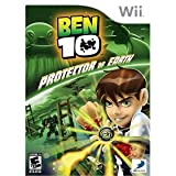 Top 10 Wii Games:  WII BEN 10 Protector of Earth