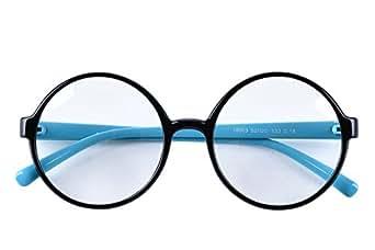 agstum retro glasses frame clear lens