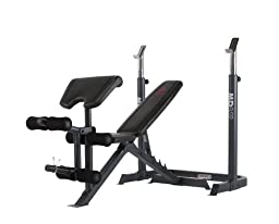 Marcy Classic MD 859P Mid Size Bench
