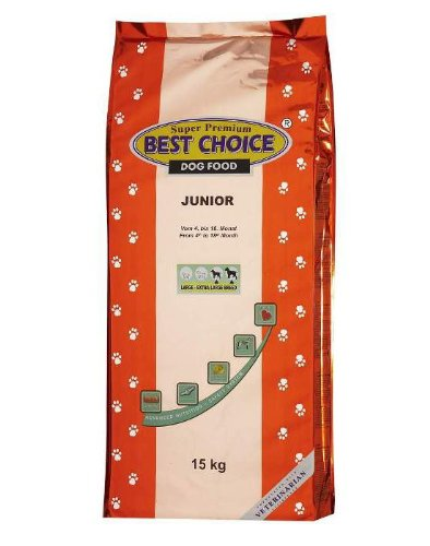 Best Choice 45012 Junior Large Breed 15 kg