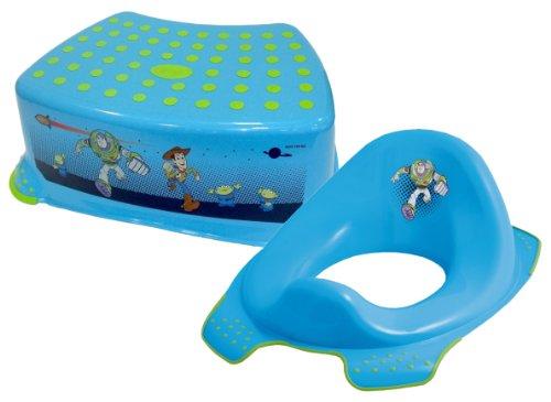 Toy Story Potty Training : Disney toy story toddler toilet training seat step stool