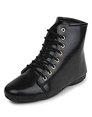 Do Bhai Fashionable Smart Casual Boots For Women