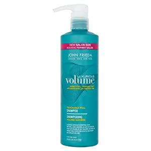 John Frieda Luxurious Volume Touchably Full Shampoo 500ml