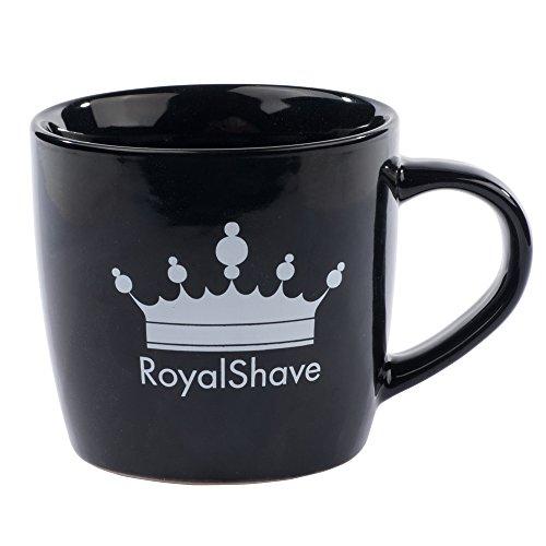 Royalshave Shaving Mug Black