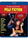 Pulp Fiction (1994) (Blu-ray) (Region 2) (Import)