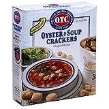 OTC (Original Trenton Crackers)oyster & Soup Crackers - 10 Oz (6 Pack)